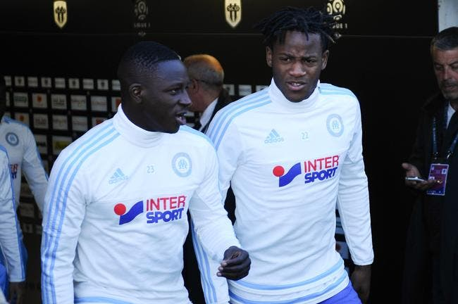 OM: Aucun joueur ne veut rester à Marseille selon Batshuayi