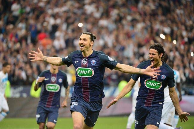 Sans pitié pour l'OM, le PSG remporte une 10e Coupe de France