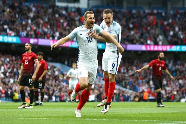 Angleterre - Turquie : 2-1