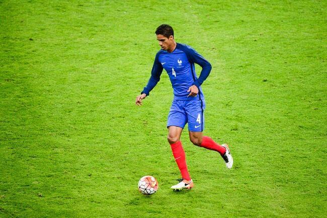 France : Grosse inquiétude pour Varane, Umtiti en renfort ?