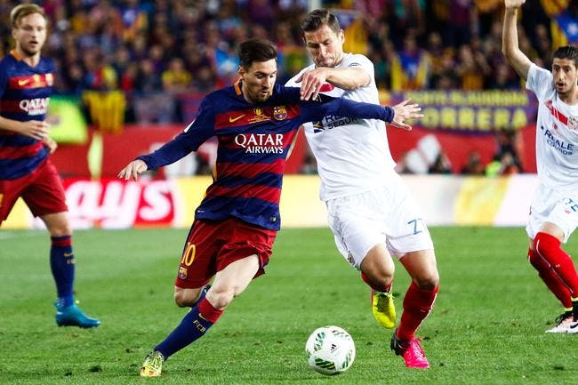 Le Barça remporte une finale bouillante face à Séville