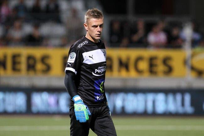 Officiel : Lorient recrute Paul Delecroix