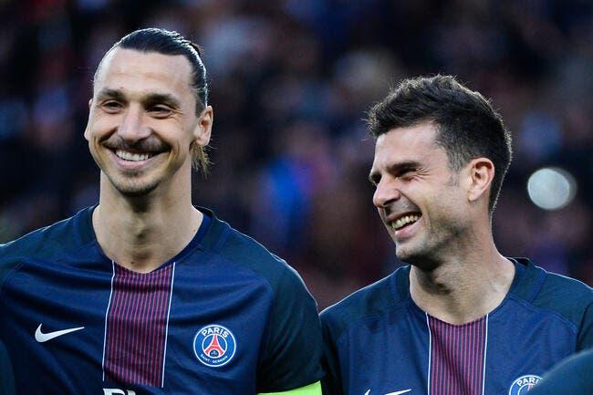 PSG :  Il préfère garder Ibra que de recruter Cristiano Ronaldo et Neymar