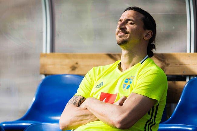 MU propose un salaire niveau PSG pour Ibrahimovic !