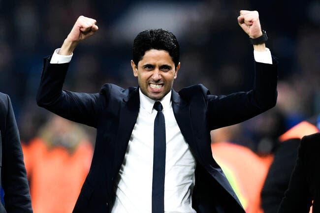 PSG : Al-Khelaifi régale, un jackpot de 800.000 euros pour chaque joueur !
