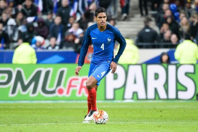 Euro 2016 : Varane «très malheureux et déçu»