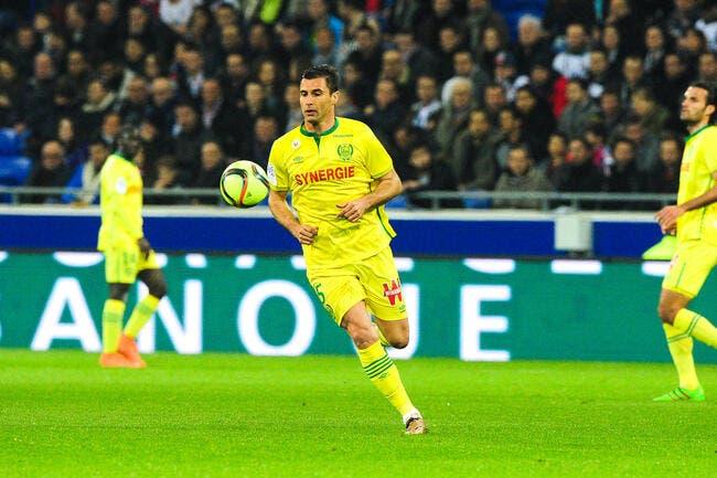 FC Nantes : Lorik Cana annonce son départ des Canaris