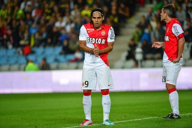 ASM : Un Falcao gonflé à bloc veut tout casser avec Monaco