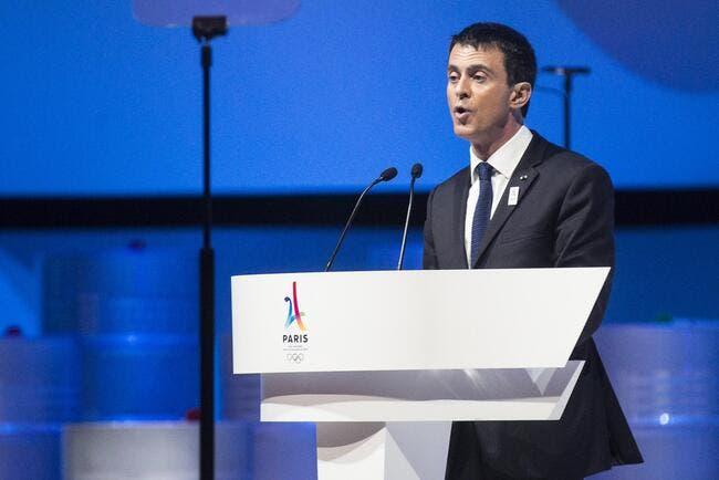 France: Quand Valls ironise sur la blessure de Varane