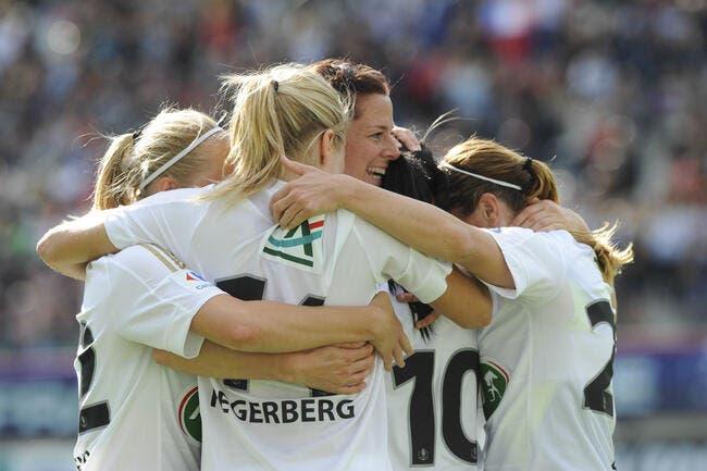 OL-Wolfsburg, le choc des titans du football féminin européen