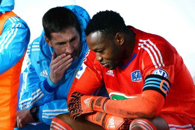 OM : Mandanda fait un aveu, il pourrait bien rester à Marseille