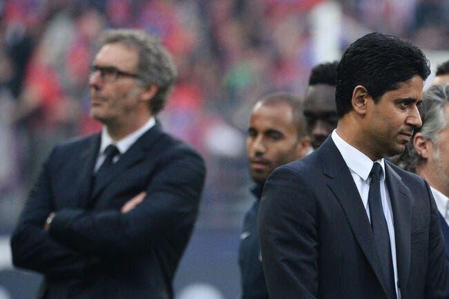 PSG : Riolo supplie Nasser Al-Khelaïfi de virer Laurent Blanc