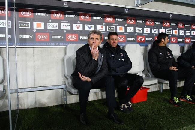 Bordeaux : Claude Puel entraîneur des Girondins ce vendredi ?