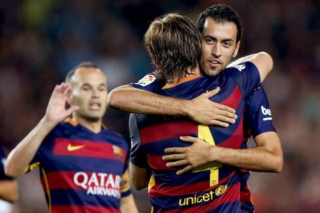 Officiel : Sergio Busquets au FC Barcelone jusqu'en 2021