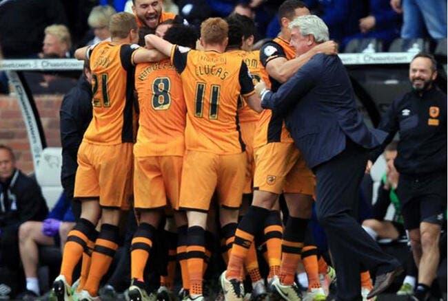 Diamé envoie Hull City en Premier League !