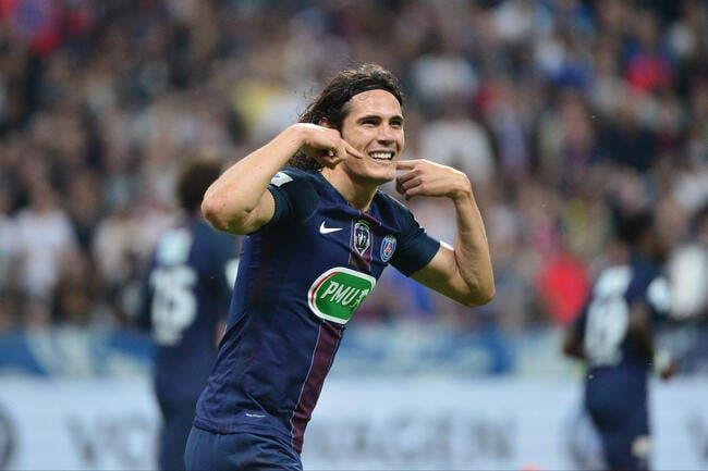 PSG: Pour la Juve, Cavani met un stop à Al-Khelaïfi