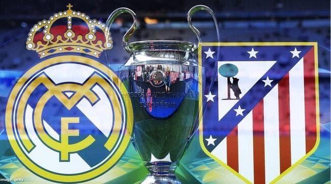 Real Madrid - Atlético Madrid : Les compos (20h45 sur D8 et BeInSports 1)