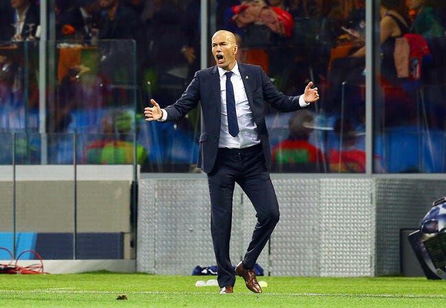 Real Madrid : Zinédine Zidane, un entraîneur déjà historique