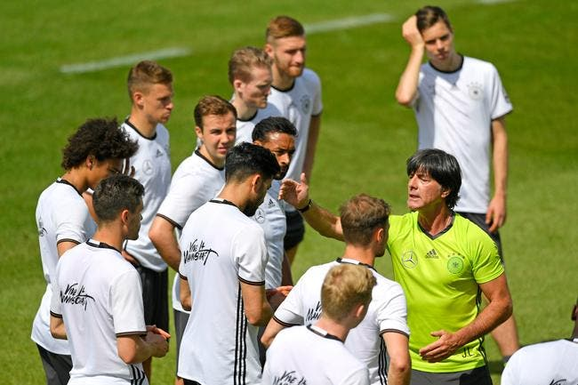 Allemagne - Slovaquie : 1-3