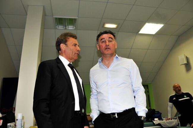 ASSE : Galtier annonce qu'il reste à l'AS Saint-Etienne