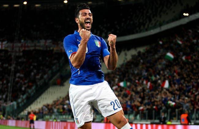 Italie - Ecosse : 1-0