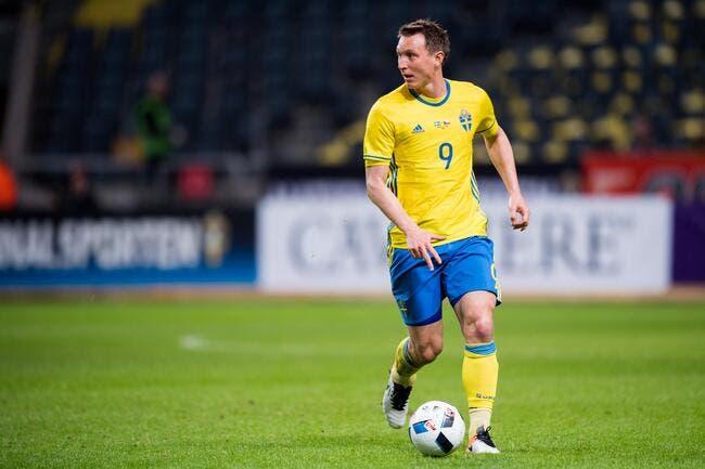 Källström annonce sa retraite internationale après l'Euro 2016