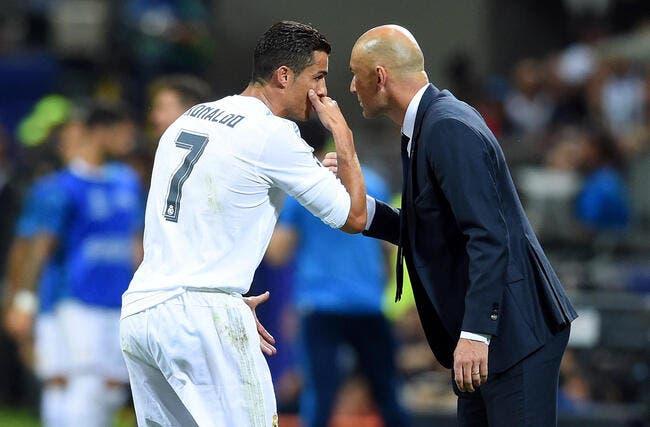 L'incroyable vision signée Cristiano Ronaldo !