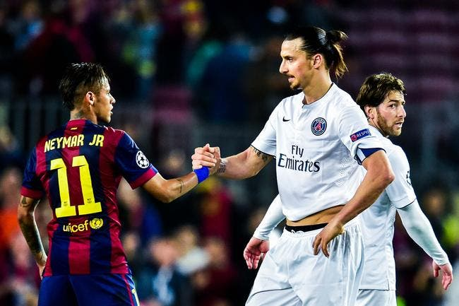PSG: Verratti veut Cristiano Ronaldo, Messi ou Neymar pour l'après-Ibra