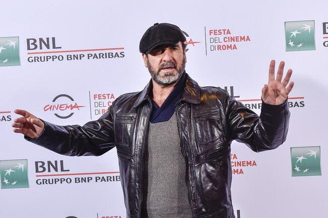 Racisme : Cantona se défend et ironise sur «Monsieur Deschamps…»