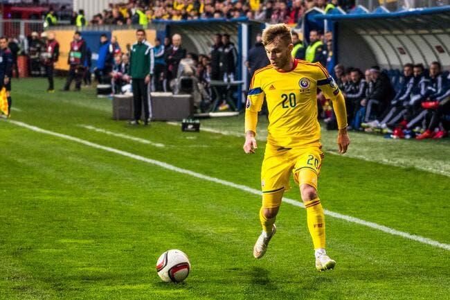 Roumanie - Ukraine : 3-4