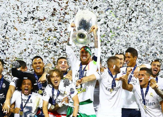 Zidane : «J'ai rêvé de ce trophée…»