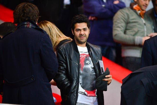 Ben Arfa et Benzema absents, Jamel Debbouze ne rigole pas