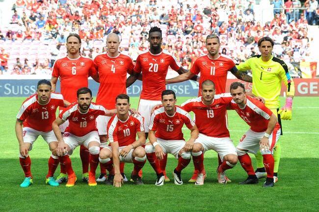 Euro 2016 : La Suisse dévoile sa liste officielle des 23