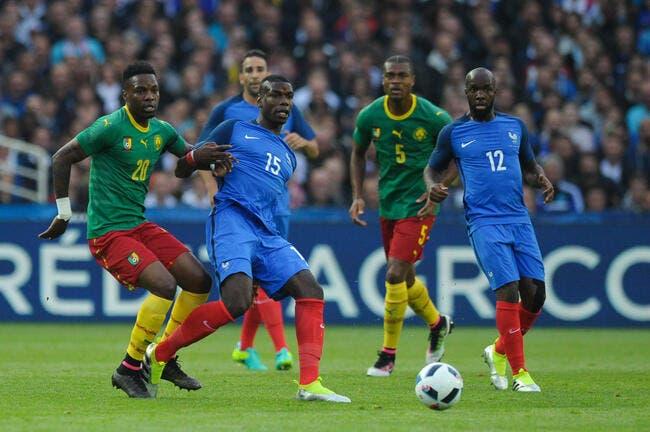 France – Cameroun 3-2
