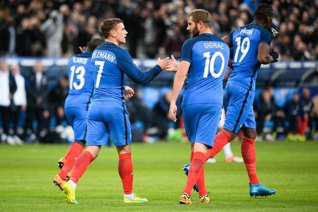 France: Les numéros de maillot des Bleus dévoilés
