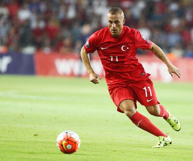 Euro 2016: La Turquie sans Erding et Töre