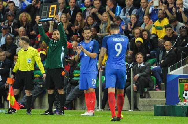 France: Giroud et les sifflets, Deschamps demande «l'union sacrée»