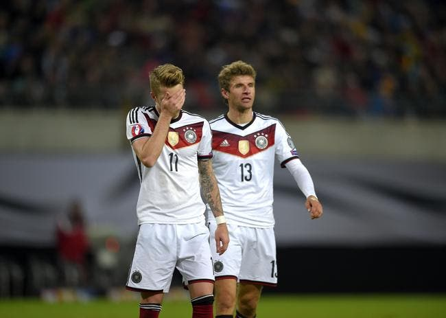 Officiel: La liste des 23 de l'Allemagne sans Reus