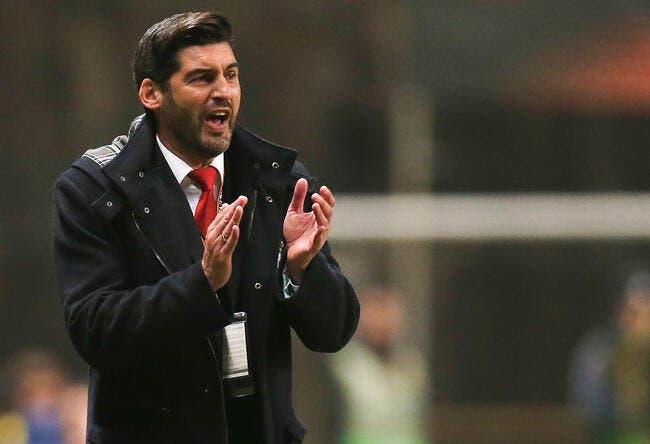 Officiel: Paulo Fonseca nouvel entraineur du Sh. Donetsk