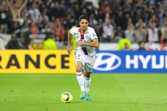 OL: La porte de sortie parfaite pour Grenier… et Lyon ?