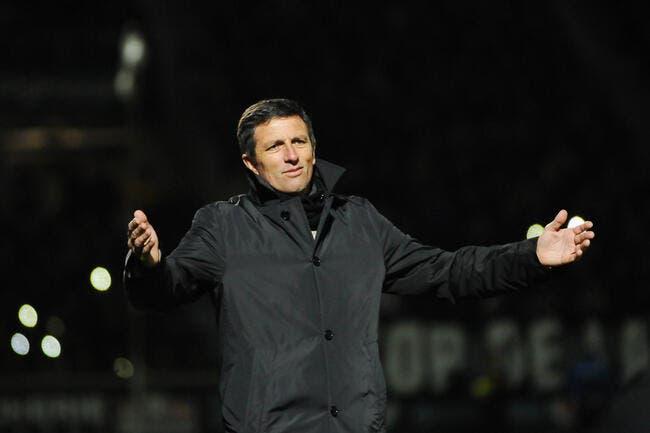 Thierry Laurey nommé entraîneur du RC Strasbourg Alsace