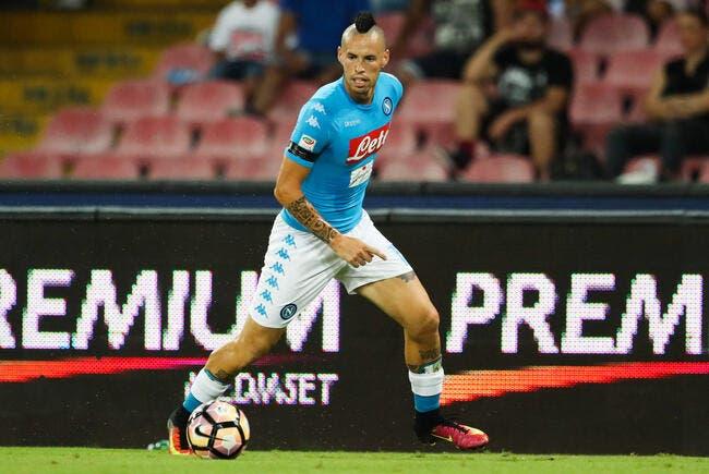 Besiktas - Naples : 1-1