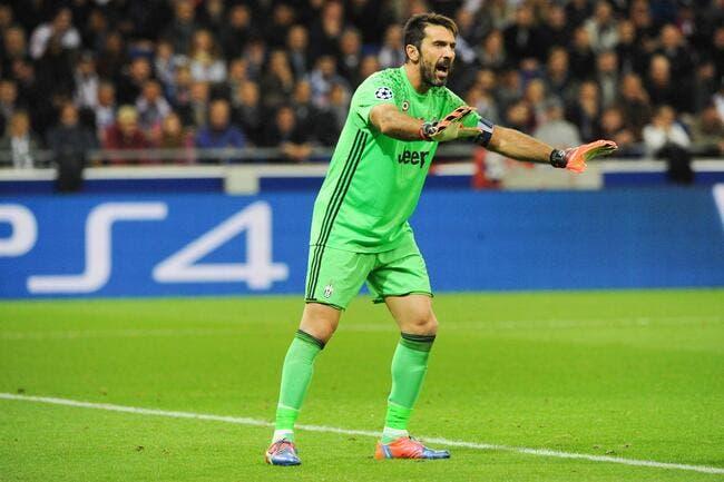 LdC : Le groupe de la Juventus pour affronter l'OL