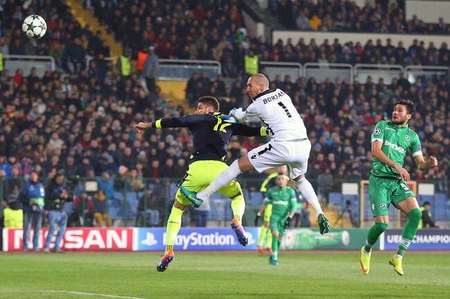 Ludogorets - Arsenal : 2-3