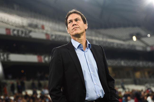 OM: Roustan pense que Garcia est super protégé par rapport à Passi