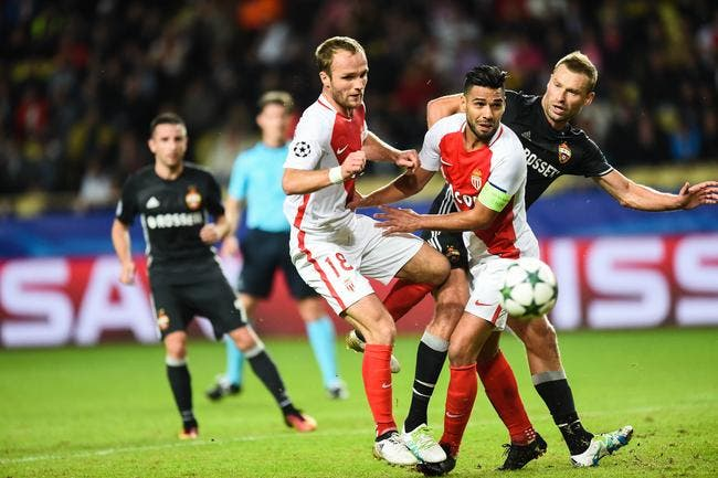 AS Monaco - CSKA Moscou : 3-0