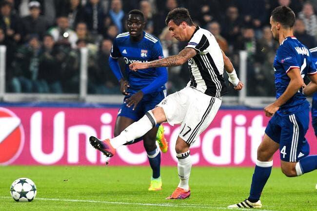 Juventus - OL : 1-1