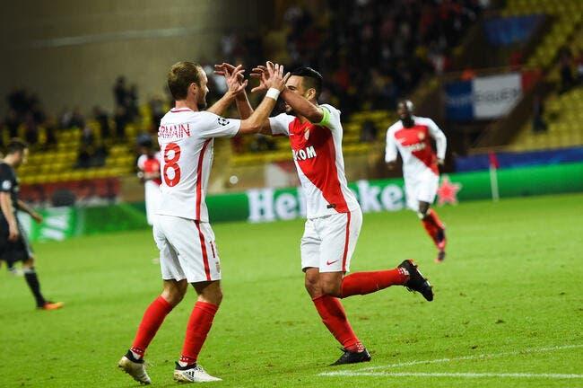 LdC : Monaco fracasse Moscou et se rapproche des 8es