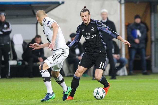 Legia Varsovie - Real Madrid : 3-3