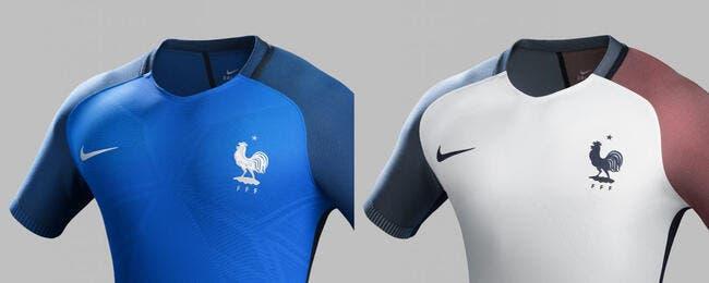 Maillot : Une bataille Nike, Adidas, New Balance, Under Armour pour la France !